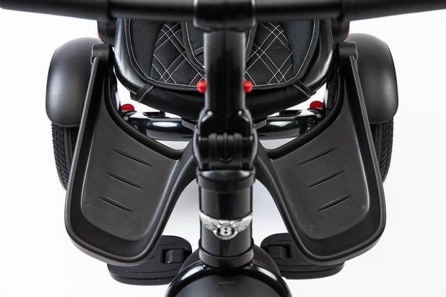 Трехколесный велосипед Bentley BN2BR коричневый цвет (трансформер)